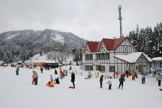 Kamo City Sports Fuyutorigoe Ski Garden